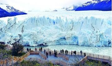 Buenos Aires - El Calafate - Puerto Natales - Punta Arenas - Santiago de Chile